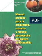 Manual Practico de La Granadilla