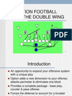 Double Wing Option - Malcolm Robinson