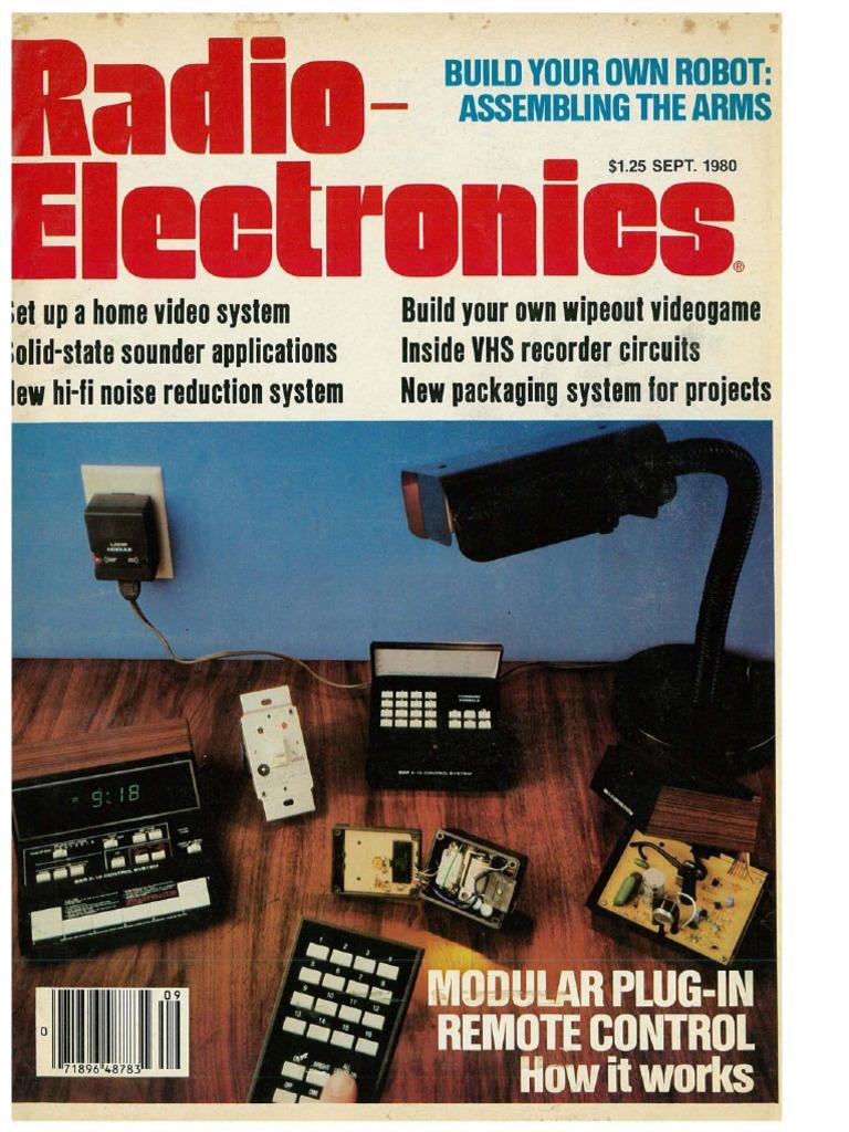 Radio Electronics September 1980