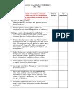 Cardiac Exam ChecklistWebsite2012 13