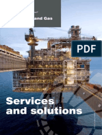 BMT Offshore Oil and Gas - Services and Solutions