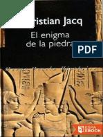 El enigma de la piedra - Christian Jacq.epub