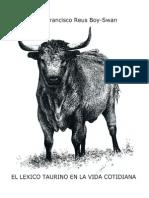 El léxico Taurino en la vida cotidiana.pdf