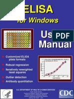 Elisa Manual