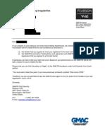 Pearson VUE Notice of GMAT Irregularities_Redacted
