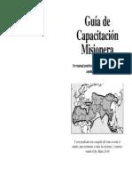 Guia de Capacitación Misionera