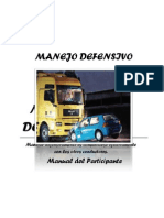 Manual - Manejo Defensivo