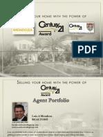 Luis Mendoza Listing Presentation
