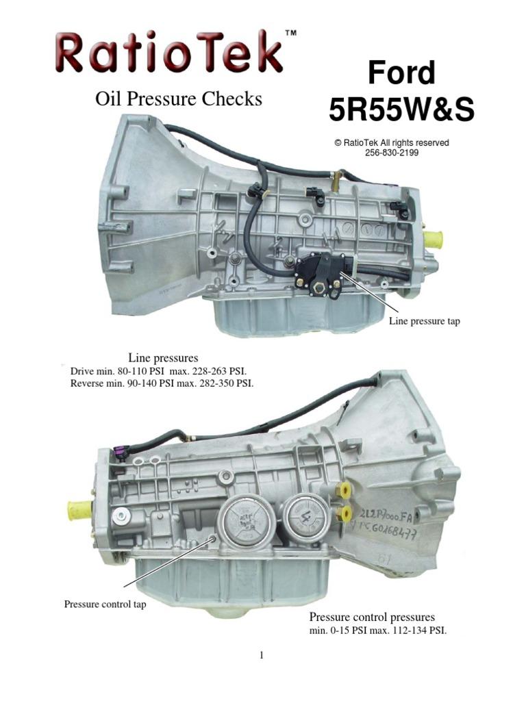 5r55w Complete | Fuel Injection | Transmission (Mechanics)