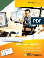 Microsoft Office Access 2007 super curs