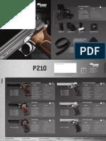 Sig Sauer pf0002_produktblatt_p210