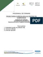 Portofoliu Curriculum Cristina