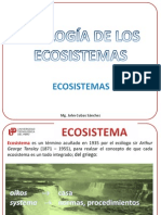 Semana 6 Ecosistemas