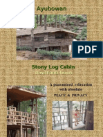 Stony Log Cabin