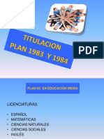 Propuesta Estructura Plan 83 y 84 Cam