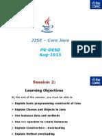 OOP - Java - PG-DeSD - Sessions 2v1