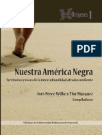 Libro.Nuestra América Negra.UBV