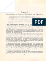 Bioenergetics and Growth Chapter 16