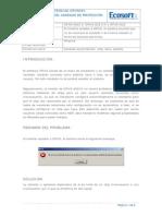 OPUS001 Configuración del candado de protección