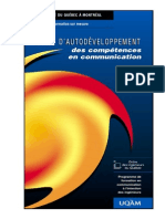 Guide Autodeveloppement Competences Communication