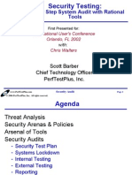 Security Audit Ppt