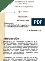 Presentacion Final de Produccion II