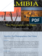 Namibia - Two Photographers, One Vision
