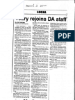 Herald News March 2000
