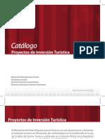 CatalogoProyectosinversionturistica