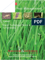 Turfgrass Pest Management