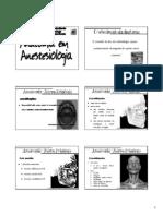 RESUMO - Anatomia Em Anestesiologia