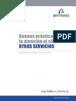 Manual de Buenas Practicas de Atención al cliente  Otros Servicios