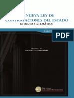Ley de Contrataciones Del Estado Estudio Bustamante Caballero