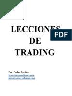 Lecciones de Trading