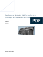 SRX HA Deployment Guide v1.2