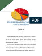Bioestadistica Monografia Jose Rivas
