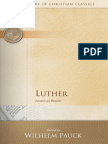 Luther - Lectures on Romans