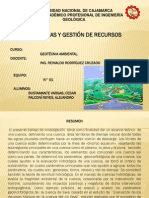 Geotecnia Ambiental-manejo de Cuencas
