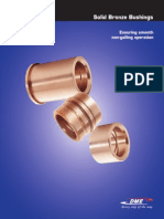 Solid Bronze Bushings Brochure