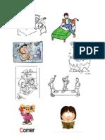 actividades diarias ed un niño2