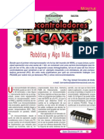 Micros Picaxe - Saber electrónica 176