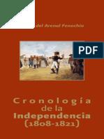 La Cronología de la Independencia