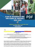Plan de Desarrollo 2012 2015