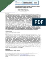 ESTIMACIÓN DE LA PRODUCCIÓN DE EXCRETAS, METANO Y DIÓXIDO DE CARBONO EN GANADO VACUNO PRODUCTOR DE LECHE