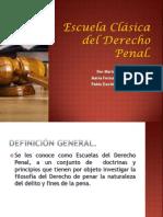 Escuela Histórica del Derecho Penal