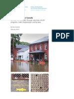 Urban Flooding in Canada