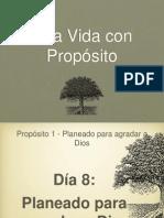 Presentacion Una Vida Con Proposito p01 [Recuperado]