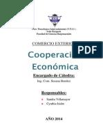 Cooperación Económica