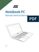 ASUS Notebook Manual 0410