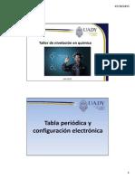 Presentación Nivelación Química 2013